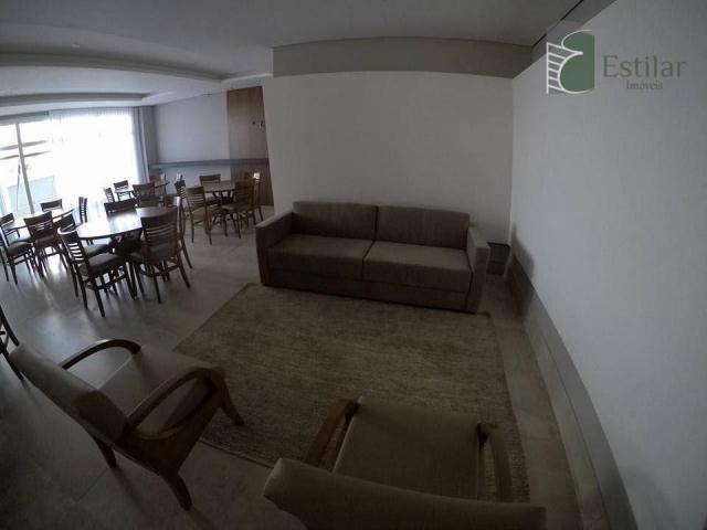 Apartamento 03 quartos (1 suíte) no centro, são josé dos pinhais - Foto 12