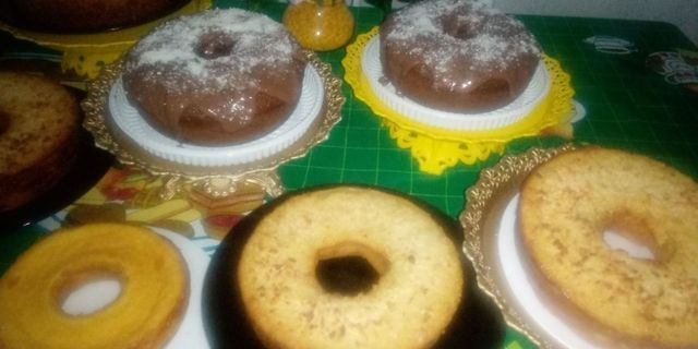 Faço bolos Caseiros e salgados. - Foto 5