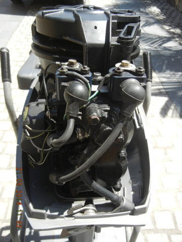 Motor de Popa de 15HP - Foto 4