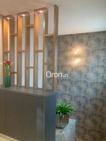 Sobrado com 3 dormitórios à venda, 134 m² por R$ 489.000,00 - Jardim Imperial - Aparecida  - Foto 4