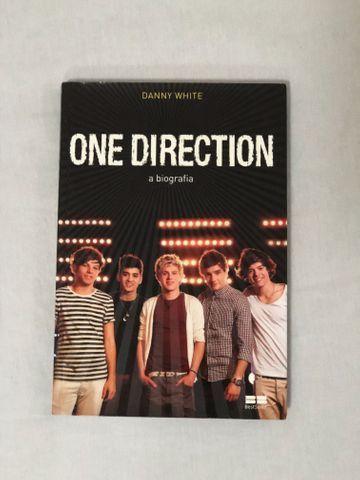 Livro Biografia do One Direction