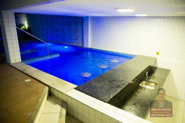 Apartamento com 3 dormitórios à venda, 110 m² por R$ 719.900,00 - Aldeota - Fortaleza/CE - Foto 5