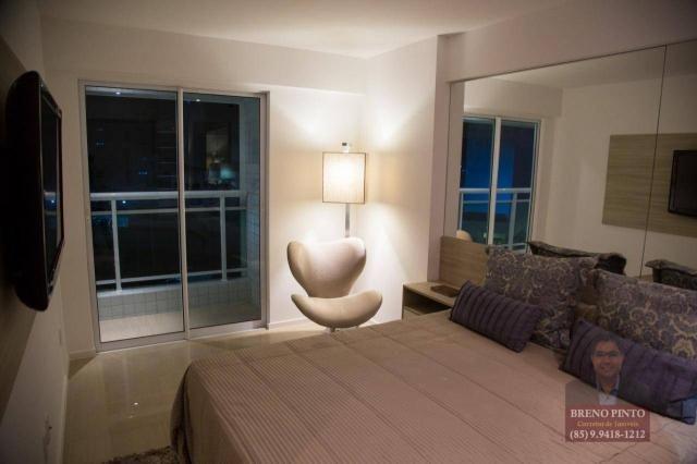 Apartamento com 3 dormitórios à venda, 110 m² por R$ 719.900,00 - Aldeota - Fortaleza/CE - Foto 10