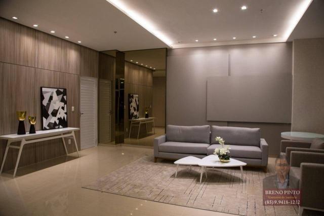 Apartamento com 3 dormitórios à venda, 110 m² por R$ 719.900,00 - Aldeota - Fortaleza/CE - Foto 7