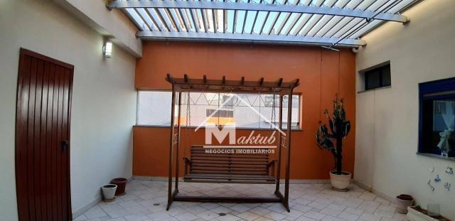 Cobertura com 4 suíte, para alugar, 395 m² por R$ 7.000/mês - Vila Valparaíso - Santo Andr - Foto 7