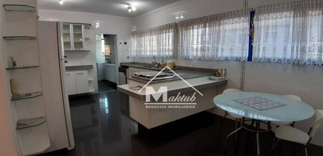 Cobertura com 4 suíte, para alugar, 395 m² por R$ 7.000/mês - Vila Valparaíso - Santo Andr - Foto 19