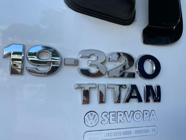 Vw 19320 Toco 4x2 Teto alto Com ar cond 2012 Não usa arla nem S10 - Foto 9