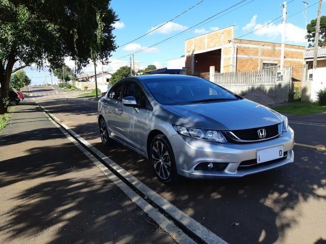Honda Civic LXR - 11 km por litro - Foto 16