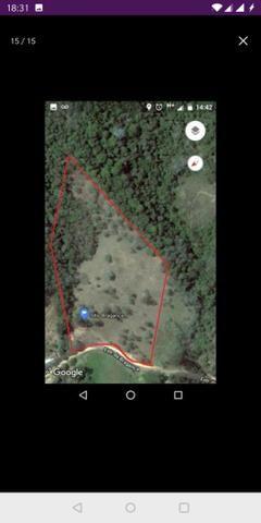 Vendo terreno a 7 kilomentro do centro de Santa Leopoldina fica e em Bragança - Foto 3