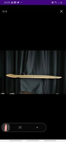 Shape de Skate Longboard (Simulador de Surf) - Foto 5
