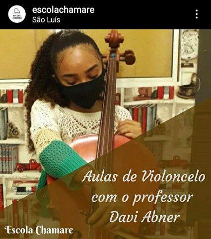 Aula de Piano - Escola Chamare - Foto 3