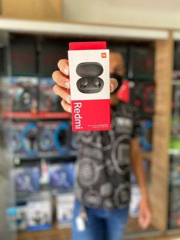 Fone de ouvido sem fio Xiaomi Redmi AirDots