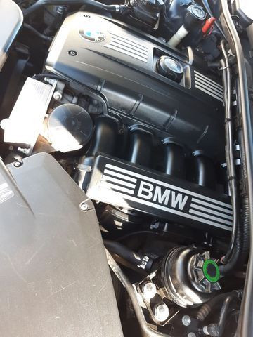 BMW 325i interior caramelo - Foto 9