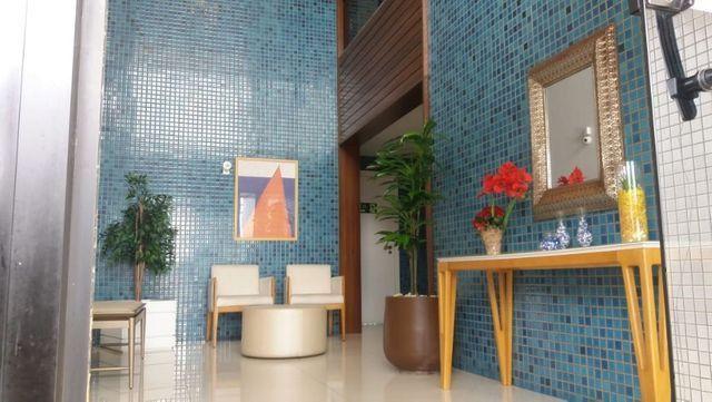 2/4 Suíte e varanda - Apartamento em Armação / Costa Azul / Stiep / Orla - Villa Di Mare - Foto 8