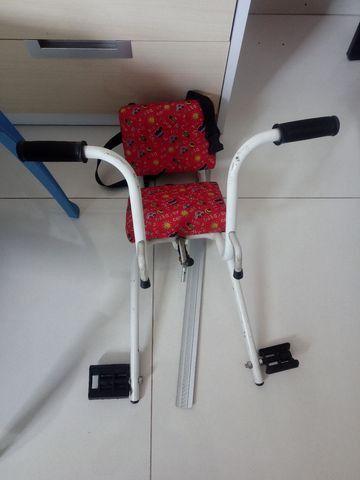 Caderinha para bicicleta  - Foto 2