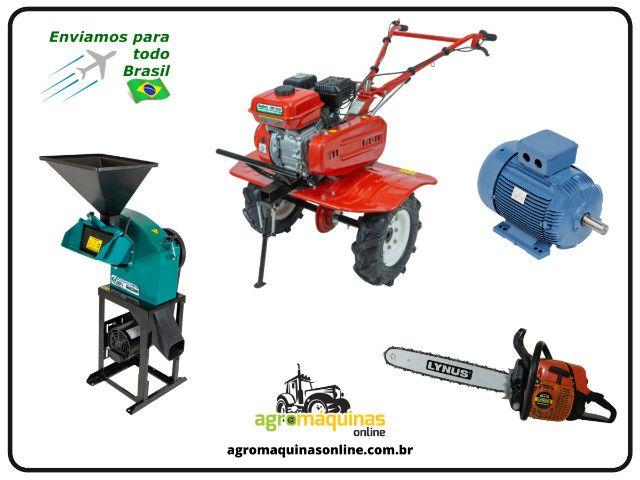 Frete Grátis - Forrageiro Picador Triturador c/ Motor 1,5cv Monofasico - Foto 3