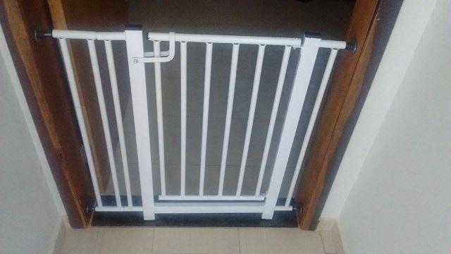 Portão para Cachorro - Super Resistente
