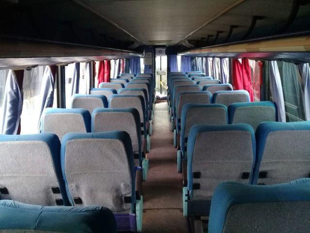 Ônibus rodoviário mercedes benz o 400 eletrônico toco - Foto 4