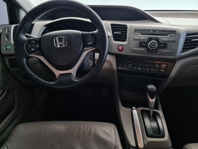 Honda Civic lxr 2014 - Foto 16