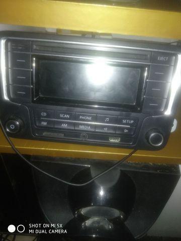 Rádio Volkswagen gol, voyagem, polo etc.