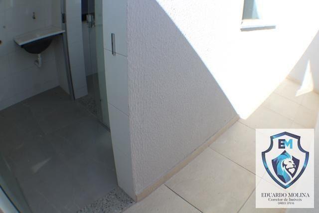 Cobertura 4 quartos 5 vagas cobertas Espirito Santo-Betim - Foto 8