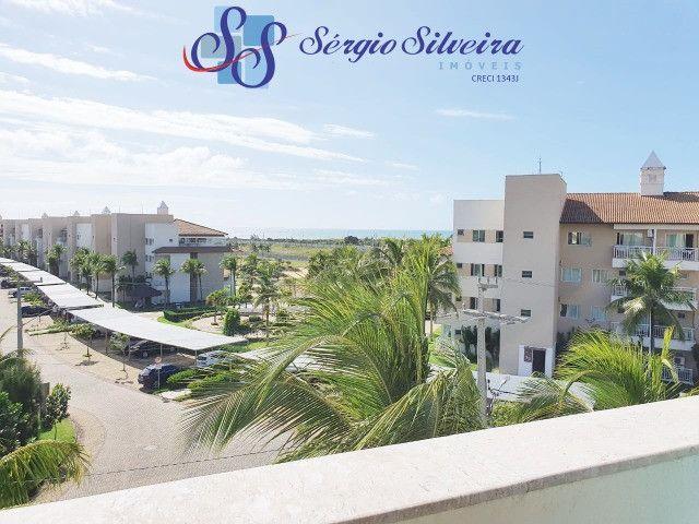 Cobertura no Golf Ville à venda no Porto das Dunas com 3 suítes - Foto 2