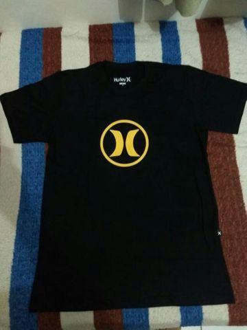 Camisas de marca para sair logo - Foto 3