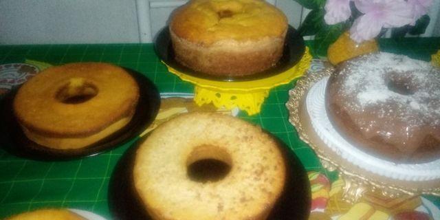 Faço bolos Caseiros e salgados. - Foto 4