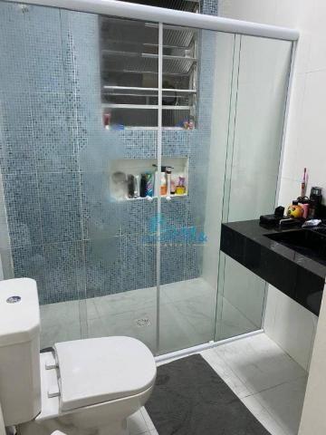 Apartamento com 3 dormitórios à venda, 110 m² por R$ 495.000,00 - José Menino - Santos/SP - Foto 15