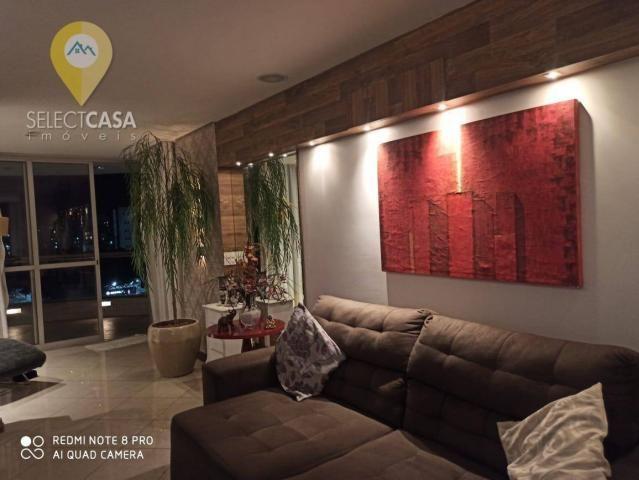 Apartamento 4 quartos em Jardim Camburi sendo 1 por andar - Foto 2