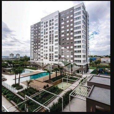 Apartamento à venda com 2 dormitórios em São sebastião, Porto alegre cod:9934080 - Foto 3