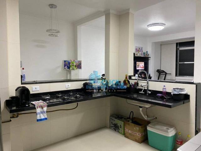 Apartamento com 3 dormitórios à venda, 110 m² por R$ 495.000,00 - José Menino - Santos/SP - Foto 8
