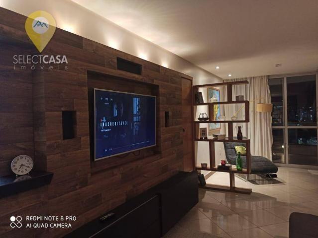 Apartamento 4 quartos em Jardim Camburi sendo 1 por andar - Foto 5