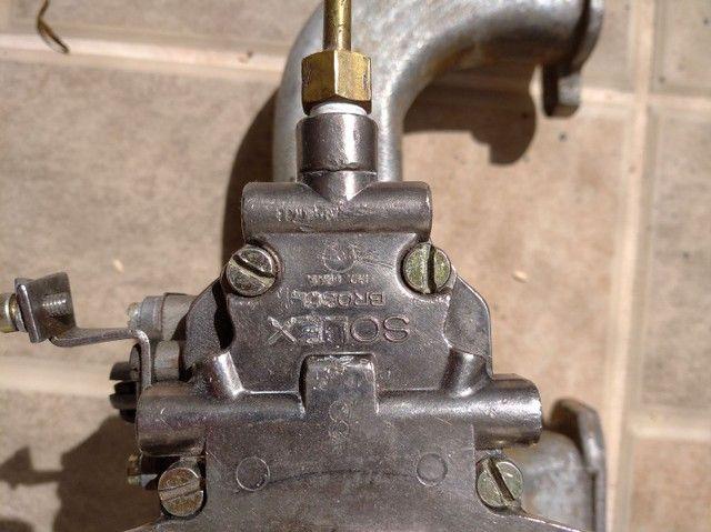 Carburador Solex H34 com Coletor
