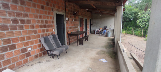 Rancho 12,5x40 BR  Ms-345 Km 21 poço artesiano, 300mts do Rio Miranda - Foto 5