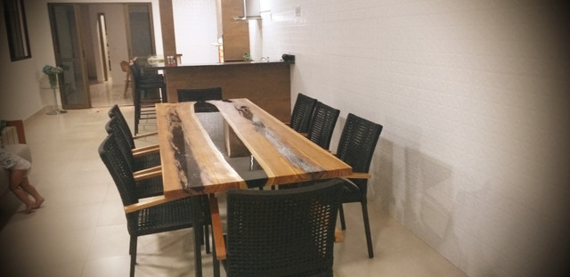 Mesas River table, fabricamos sob medida - Foto 3