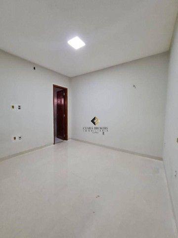 Uma excelente casa plana na Maraponga com 3 quartos sendo 1 suíte, garagem para 02 carros  - Foto 6