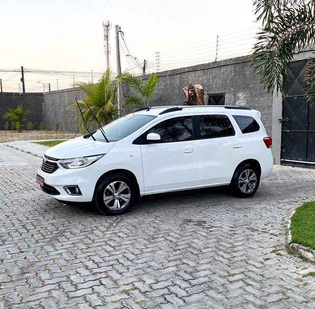 Spin LTZ 1.8 Flex, Ano: 2019, 07 Lugares, 17.000km!!! Automática (Aceito Troca) - Foto 7