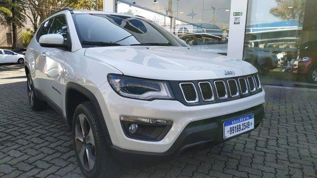 Jeep Compass 2.0 Longitude 2018 Diesel