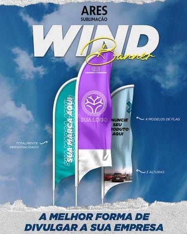 Windbanner personalizada  - Foto 6