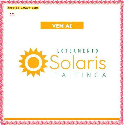 Loteamento Solaris Gererau>< - Foto 2