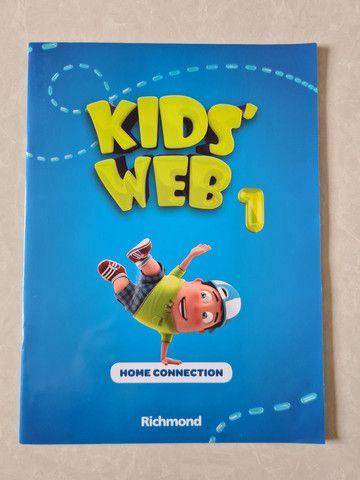 Livro Kids' Web 1 - Richmond - Foto 2
