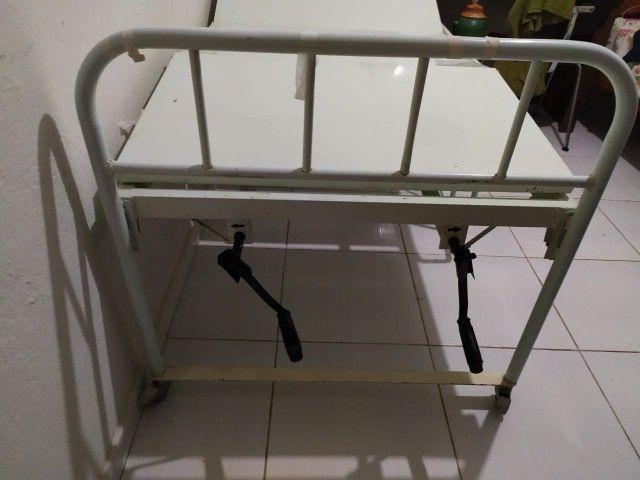 Cama hospitalar - Foto 2