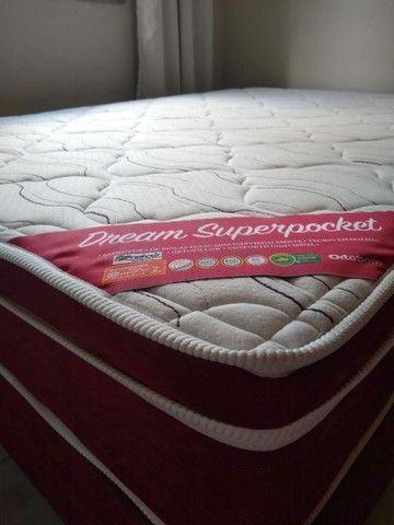 Vendo cama e guarda roupa!!! - Foto 2