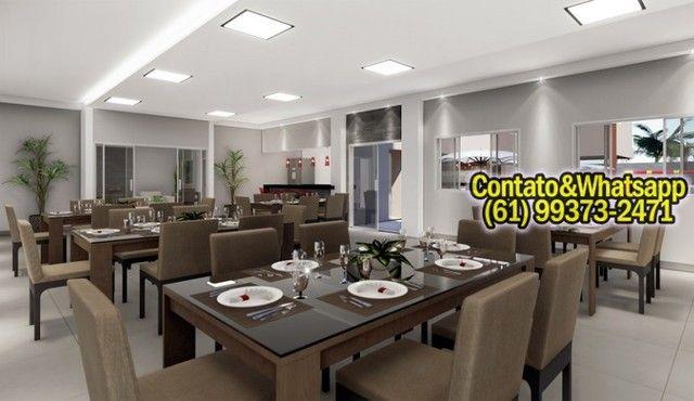 Apartamento em Goiânia, 2Q (1Suíte), 55m2, Garagem, Lazer Completo! Parcela. - Foto 7