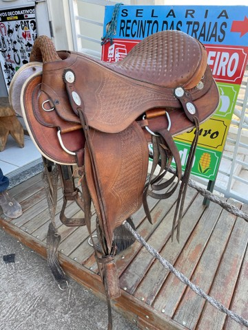 Chapeus selas cavalos botas arreios traias mula muladeiro  - Foto 2