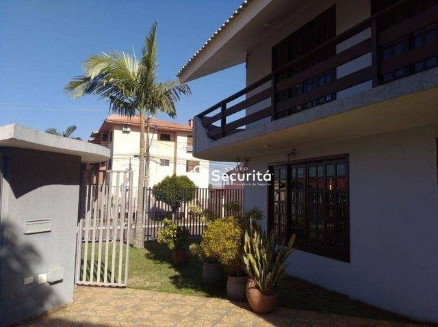 Sobrado com 4 dormitórios para alugar, 240 m² por R$ 7.000/mês - Região do Lago - Cascavel - Foto 14