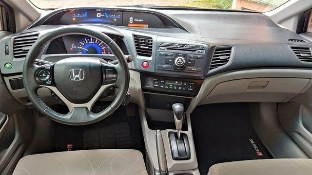 Civic New  LXS 1.8 16V i-VTEC (aut) (flex) - Foto 6