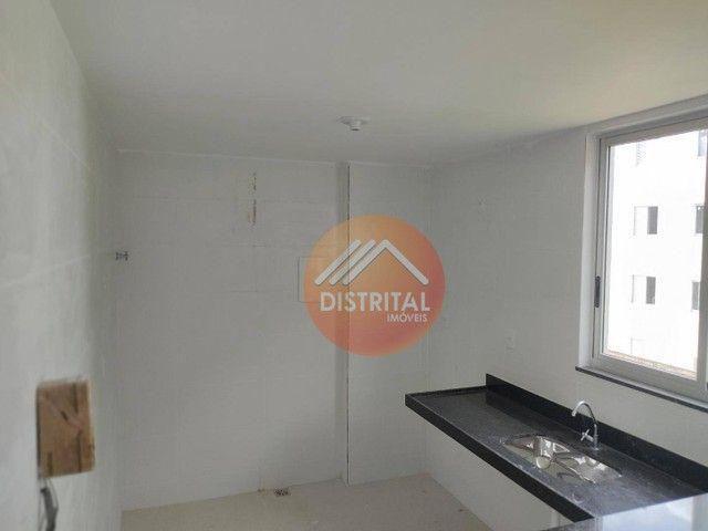 Apartamento com 2 dormitórios à venda, 55 m² por R$ 275.000,00 - Ouro Preto - Belo Horizon - Foto 12