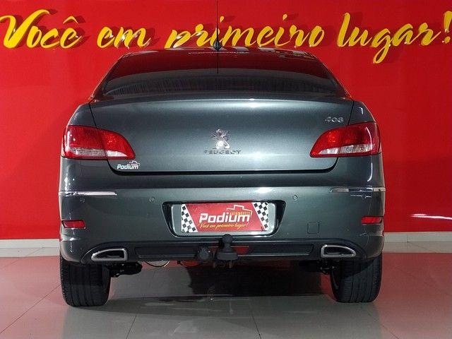 PEUGEOT 408 Sedan Griffe 2.0 Flex 16V 4p Aut. - Foto 3